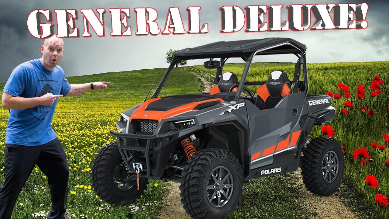 Best Side By Side Utv 2020.2020 Polaris General Xp Delivering The Best Everything Utv
