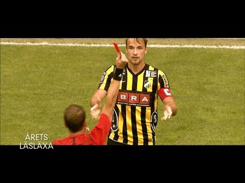 Dahlquist utser årets fulaste mål och andra alternativa pris - TV4 Sport