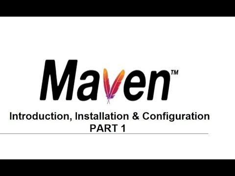 Maven In Telugu Part 1 | MAVEN Introduction & MAVEN Install And Configure