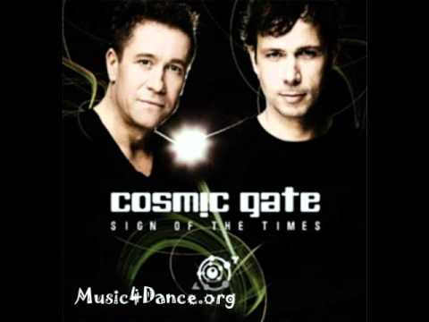 Клип Cosmic Gate - Race Car Driver (Paddock Club Edit)