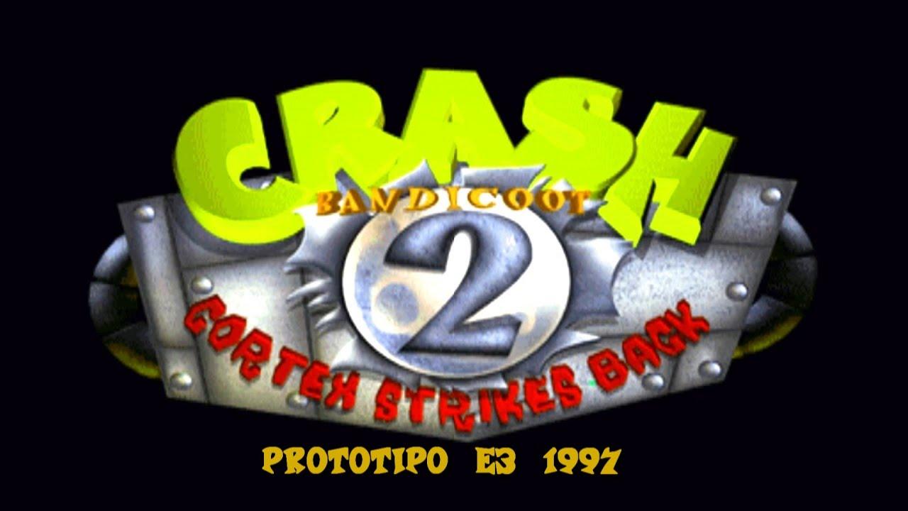 Crash Bandicoot 2 Prototipo Italiano