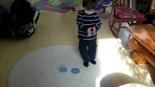 Rylan dancing