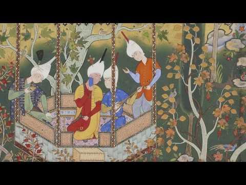 Gardens in Iranian Art