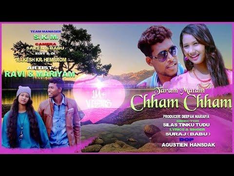 TARAM MATAM CHHAM CHHAM//NEW SANTHALI FULL HD VIDEO SONG//MARIYAM  HEMBROM