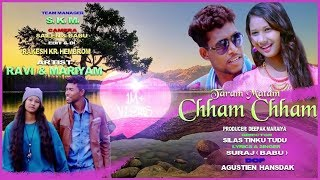 TARAM MATAM CHHAM CHHAM//NEW SANTHALI FULL HD VIDEO SONG//MARIYAM  HEMBROM