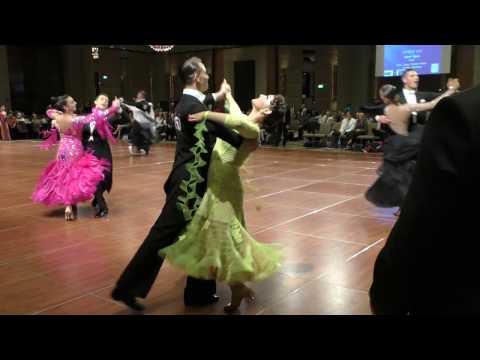 Adult Open Standard Final 2017 Crown Dance Championship