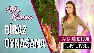 Solmaz Sahnede - Aşk-ı Roman 2. Bölüm