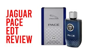 JAGUAR PACE FRAGRANCE REVIEW