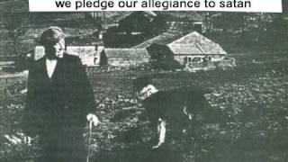WAT TYLER - We Pledge Our Allegiance to Satan! (1989)