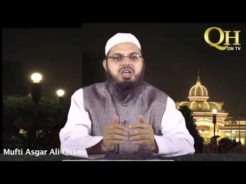 Mufti Asgar Ali - Muharram first month of the islamic calendar