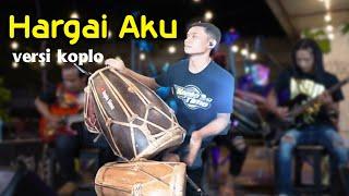HARGAI AKU Armada Band versi koplo (Official Live music)