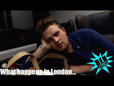 Ben Phillips | I've got alcohol poisoning