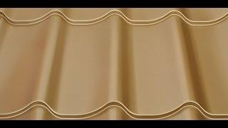видео Металлочерепица Металл Профиль Agneta