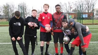 One of Calfreezy's most viewed videos: SCHOOL SHOES CROSSBAR CHALLENGE!