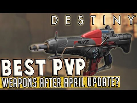 Destiny | Best PvP Gear After The April Update? (Speculation)