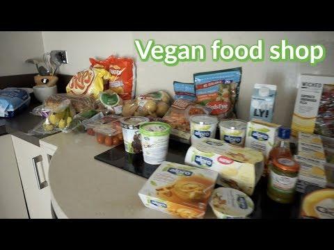 VEGAN FOOD SHOP - TESCO