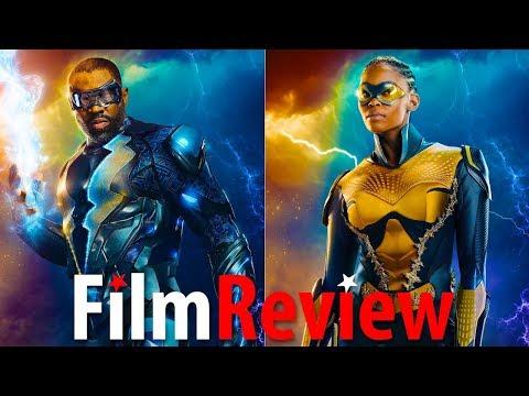 Black Lightning Superhero stars on their Super Suits