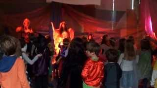 Elfentheater Elfenschool Colombia: Deel 6 - De regenboogbrug