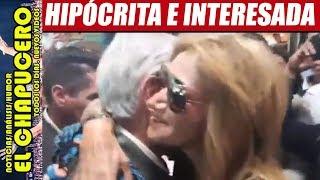 Video ADELA MICHA SE LE TIRA A LOS PIES A AMLO. download MP3, 3GP, MP4, WEBM, AVI, FLV Oktober 2018