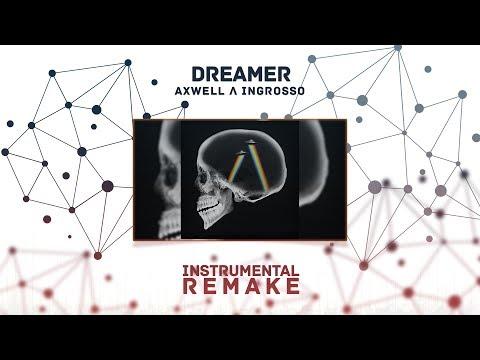 axwell-Λ-ingrosso---dreamer-(aldy-waani-instrumental-remake)-[lyric-video]