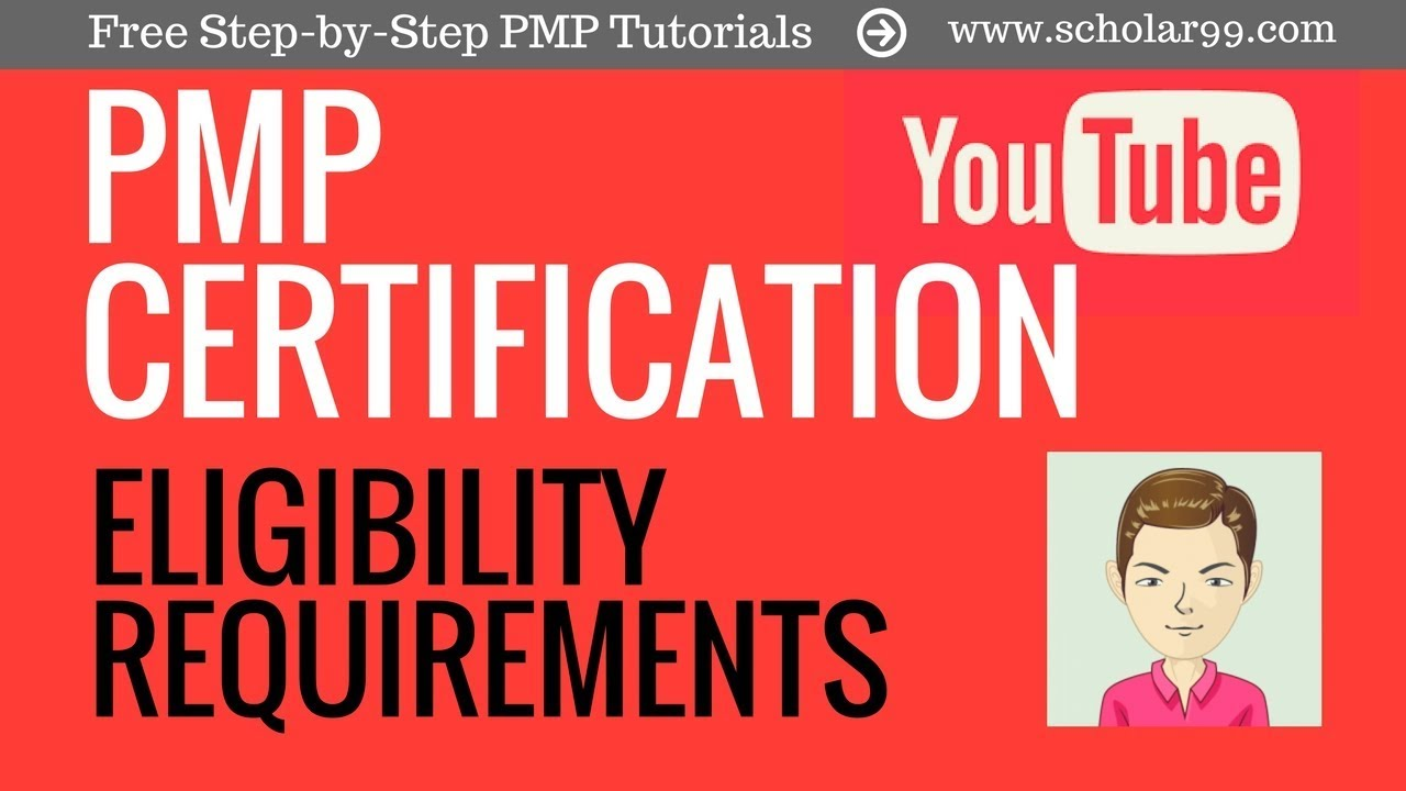 Pmp Certification Prerequisites Or Pmp Eligibility Criteria Youtube