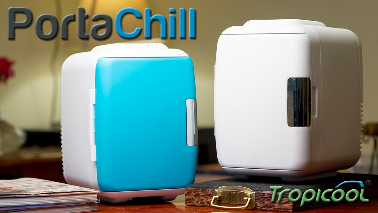 portachill pc 05 a mini fridge personal chiller youtube portachill pc 05 a mini fridge personal chiller