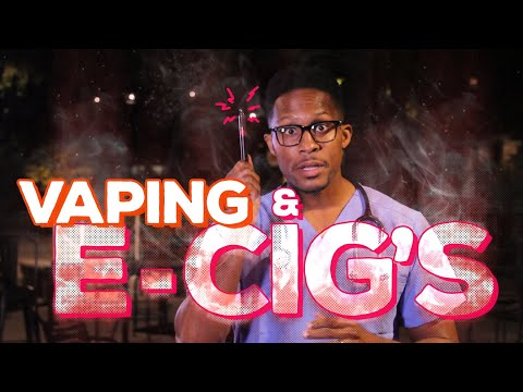 Vaping and the E-cigarette