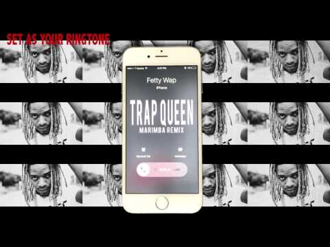 Fetty Wap Trap Queen Marimba Remix Ringtone