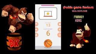 Mobile Game Reviews with DGTLONE Basketball