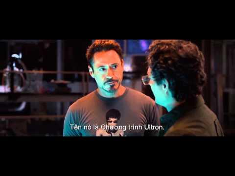Xem Phim AVENGERS Đế Chế ULTRON 2015 Full-HD