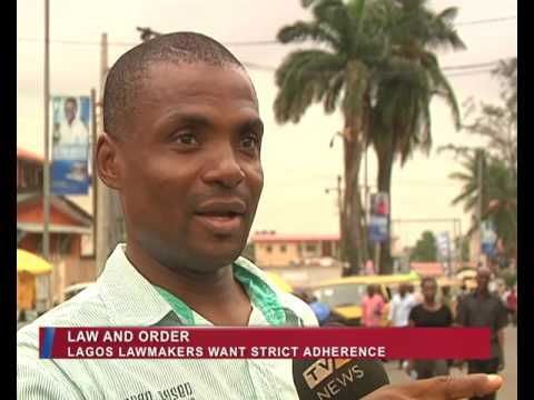 Lagos Parliament | Lawmakers want strict adherence to law and Order