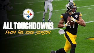 2020 Highlights: All Touchdowns   Pittsburgh Steelers