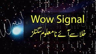 Wow Signal From Space - Mysteries About Space - Purisrar Dunya Urdu Documentaries