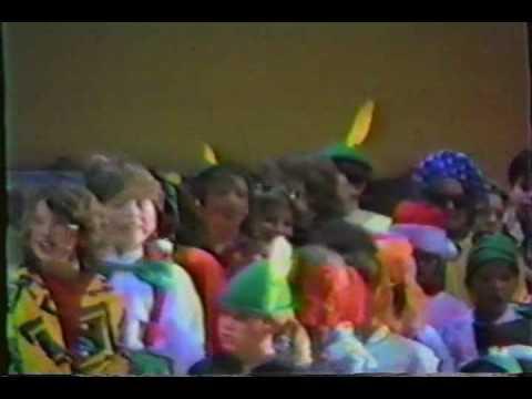 Clinton Valley Elementary School 1987 Christmas Play (Part6)