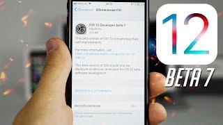 Обзор iOS 12 beta 7 | Стоит ли обновлять iPhone 5S Айфон 6/6s iPhone 7/8/se iPhone X