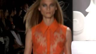 Carolina Herrera Spring/Summer 2013 - Videofashion