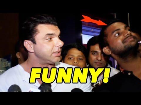 LOL!! Sohail Khan Trolls A Fan Publicly