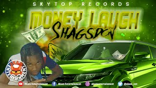 Shagsdon - Money Laugh [Audio Visualizer]