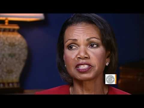Rice loath to credit Obama for foreign policy success