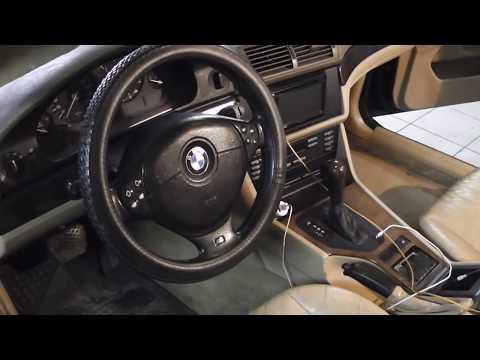 Не работает мотор печки (климата) на BMW 5