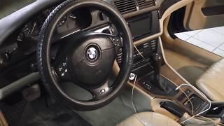 Не працює мотор грубки (клімату) на BMW 5