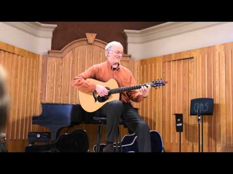 Bye Bye Blues - Paul Hanson - Handmade Stringed Instrument Show - April 30, 2016