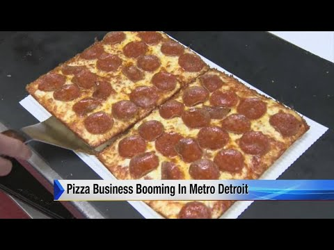 Pizza business is booming in metro Detroit
