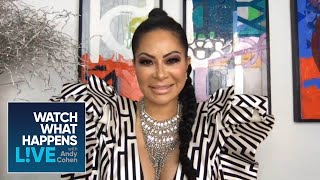 Does jen shah regret that 'grandpa' comment about mary cosby? | wwhl
