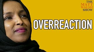 The Overreaction To Ilhan Omar's Notre Dame Tweet