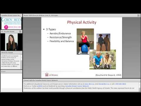 Webinar: Getting & Staying Active After a Breast Cancer Diagnosis
