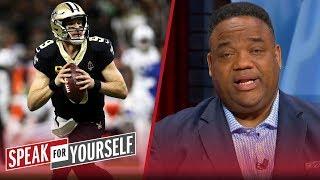 Drew Brees is a borderline top-10 all-time quarterback — Jason Whitlock | NFL | SPEAK FOR YOURSELF