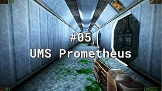 UNREAL: Return To Na Pali | Walkthrough Gameplay | #05 UMS Prometheus