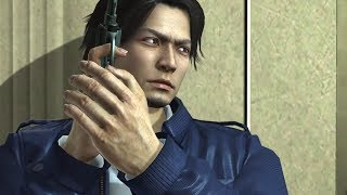 Yakuza 4 Remaster Japanese Trailer