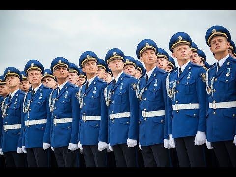 Тривають тренування парадних розрахунки Гвардії до Дня Незалежності України